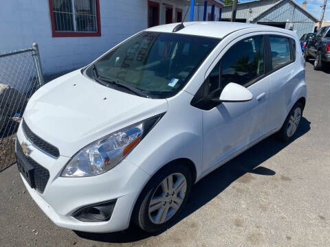 2015 Chevrolet Spark for sale at Cliff's Qualty Auto Sales in Spokane WA