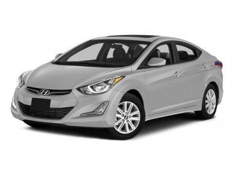 2015 Hyundai Elantra for sale at Stephen Wade Pre-Owned Supercenter in Saint George UT