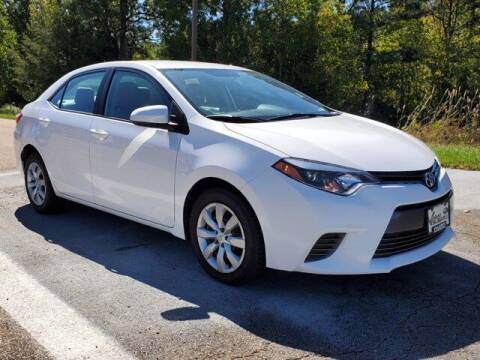2016 Toyota Corolla for sale at Southeast Autoplex in Pearl MS