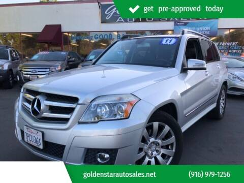2011 Mercedes-Benz GLK for sale at Golden Star Auto Sales in Sacramento CA