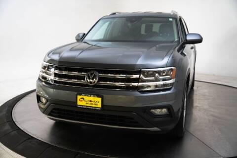 2019 Volkswagen Atlas for sale at AUTOMAXX MAIN in Orem UT