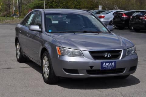 2007 Hyundai Sonata for sale at Amati Auto Group in Hooksett NH