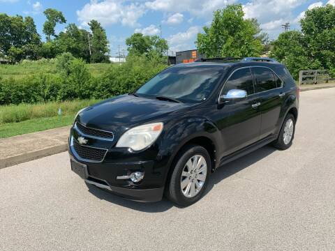 2010 Chevrolet Equinox for sale at Abe's Auto LLC in Lexington KY