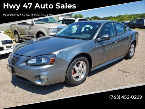 2004 Pontiac Grand Prix for sale at Hwy 47 Auto Sales in Saint Francis MN