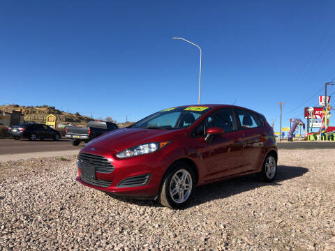 2017 Ford Fiesta for sale at 1st Quality Motors LLC in Gallup NM