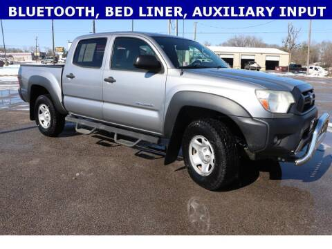 2014 Toyota Tacoma for sale at Stanley Ford Gilmer in Gilmer TX