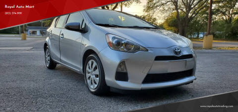2013 Toyota Prius c for sale at Royal Auto Mart in Tampa FL