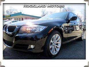 2011 BMW 3 Series for sale at Rockland Automall - Rockland Motors in West Nyack NY