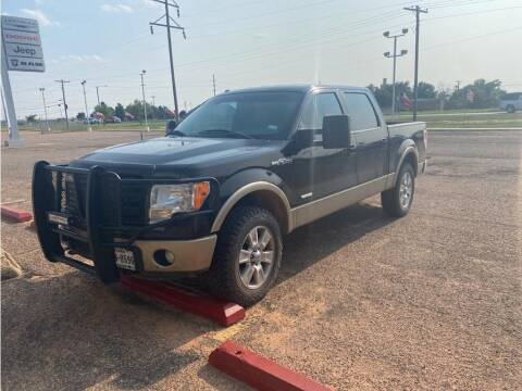 2013 Ford F-150 for sale at STANLEY FORD ANDREWS in Andrews TX