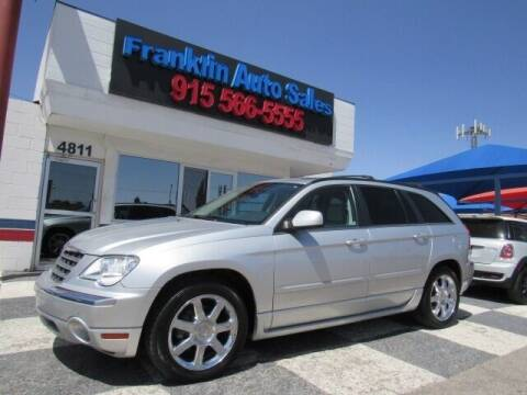 2007 Chrysler Pacifica for sale at Franklin Auto Sales in El Paso TX