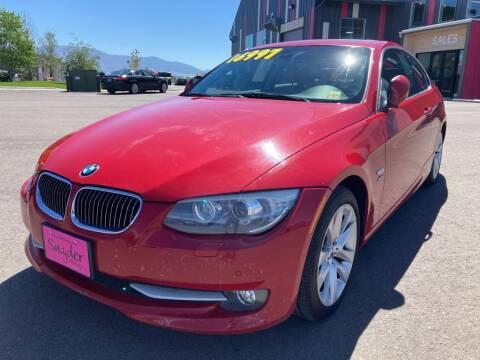 2013 BMW 3 Series for sale at Snyder Motors Inc in Bozeman MT