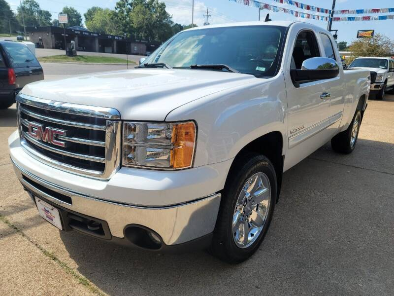 2013 GMC Sierra 1500 for sale at County Seat Motors in Union MO