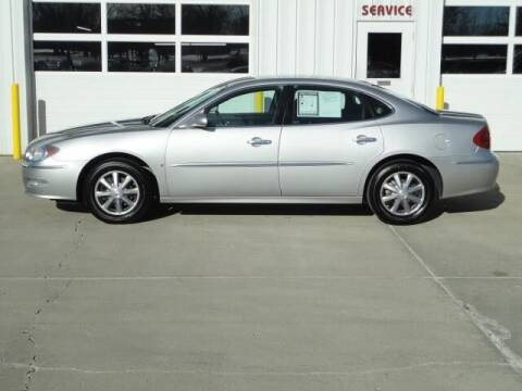 2008 Buick LaCrosse for sale at Quality Motors Inc in Vermillion SD