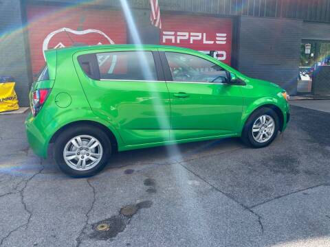 2016 Chevrolet Sonic for sale at Apple Auto Sales Inc in Camillus NY