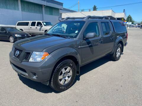 2011 Nissan Frontier for sale at Vista Auto Sales in Lakewood WA