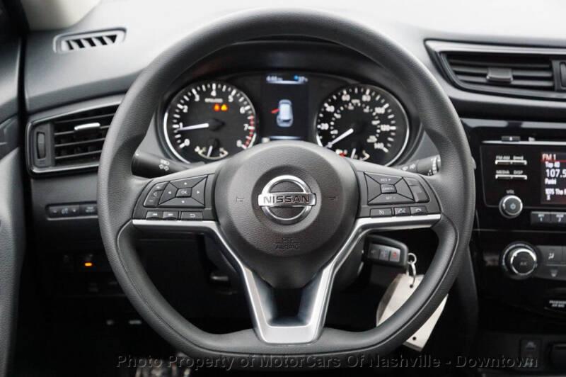 2017 Nissan Rogue AWD S - Nashville TN