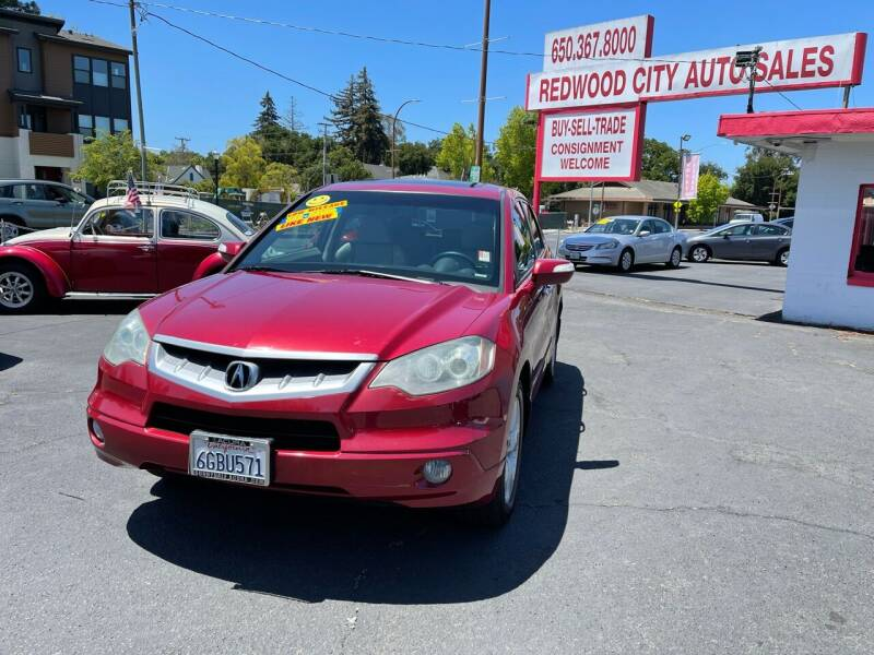 2008 Acura RDX for sale at Redwood City Auto Sales in Redwood City CA