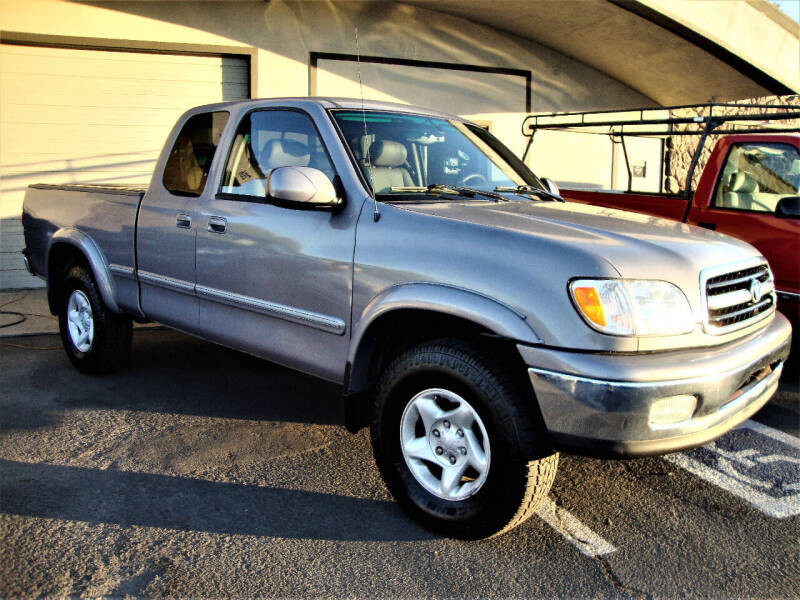 2001 Toyota Tundra for sale at DriveTime Plaza in Roseville CA