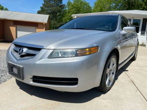 2004 Acura TL for sale at Efficiency Auto Buyers in Milton GA