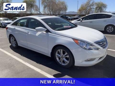 2011 Hyundai Sonata for sale at Sands Chevrolet in Surprise AZ