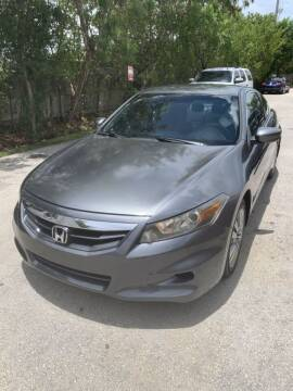2011 Honda Accord for sale at Zak Motor Group in Deerfield Beach FL