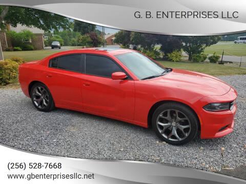 2020 Dodge Charger for sale at G. B. ENTERPRISES LLC in Crossville AL