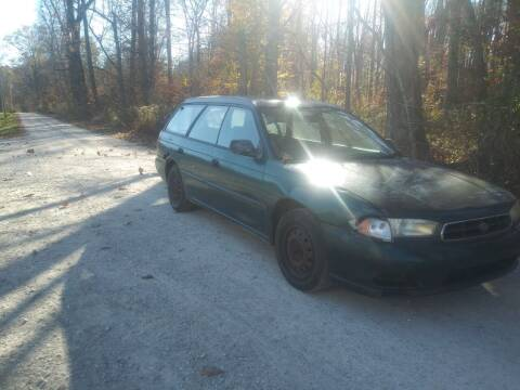 1998 Subaru Legacy for sale at Doyle's Auto Sales and Service in North Vernon IN