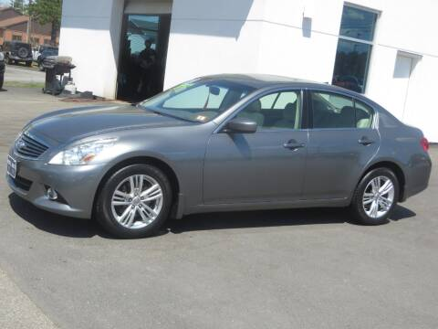 2012 Infiniti G37 Sedan for sale at Price Auto Sales 2 in Concord NH