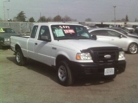 2007 Ford Ranger for sale at Valley Auto Sales & Advanced Equipment in Stockton CA