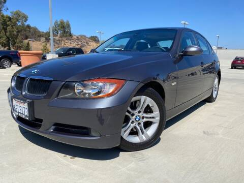 2008 BMW 3 Series for sale at Allen Motors, Inc. in Thousand Oaks CA