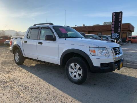 2007 Ford Explorer Sport Trac for sale at Freedom Auto Sales in Anchorage AK