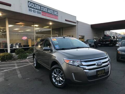 2014 Ford Edge for sale at Golden State Auto Inc. in Rancho Cordova CA