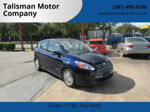 2016 Ford C-MAX Hybrid for sale at Don Jacobson Automobiles in Houston TX