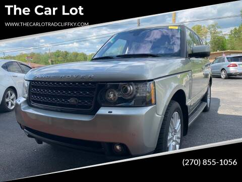 2012 Land Rover Range Rover for sale at The Car Lot in Radcliff KY
