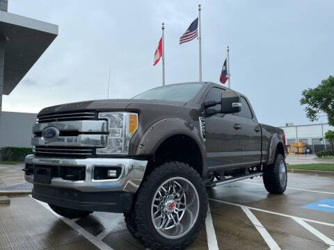 2017 Ford F-250 Super Duty for sale at TWIN CITY MOTORS in Houston TX