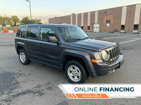 2014 Jeep Patriot for sale at Eastclusive Motors LLC in Hasbrouck Heights NJ