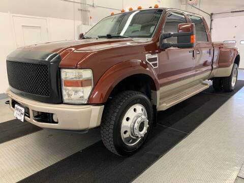 2008 Ford F-450 Super Duty for sale at TOWNE AUTO BROKERS in Virginia Beach VA