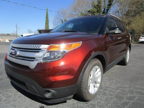 2015 Ford Explorer for sale at Lewis Page Auto Brokers in Gainesville GA