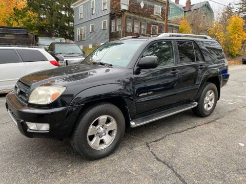 2003 Toyota 4Runner for sale at Amherst Street Auto in Manchester NH