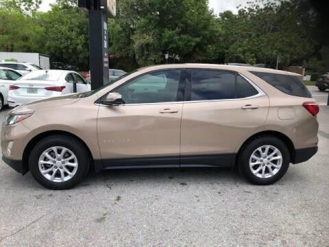 2018 Chevrolet Equinox for sale at DeWitt Motor Sales in Sarasota FL