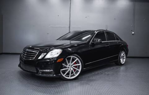 2012 Mercedes-Benz E-Class for sale at TOPLINE AUTO GROUP in Kent WA