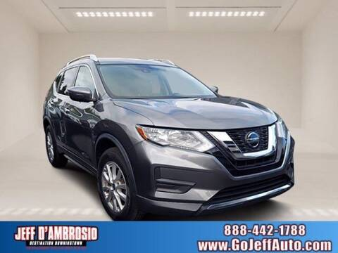 2019 Nissan Rogue for sale at Jeff D'Ambrosio Auto Group in Downingtown PA