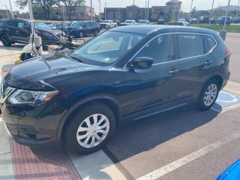 2019 Nissan Rogue for sale at EMPIRE LAKEWOOD NISSAN in Lakewood CO