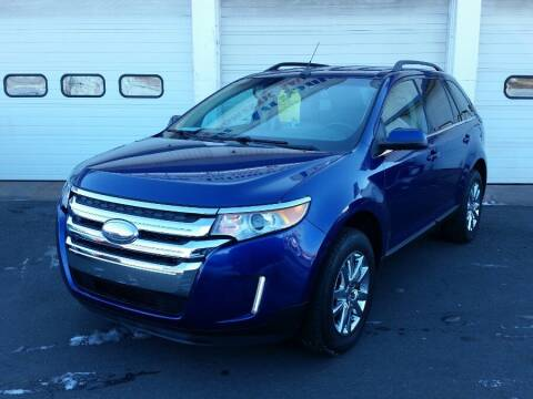 2014 Ford Edge for sale at Action Automotive Inc in Berlin CT