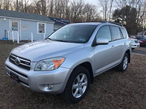 2006 Toyota RAV4 for sale at Manny's Auto Sales in Winslow NJ