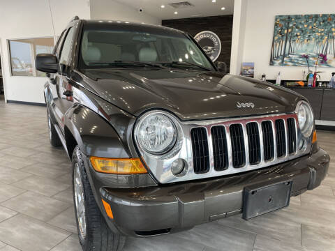 2005 Jeep Liberty for sale at Evolution Autos in Whiteland IN