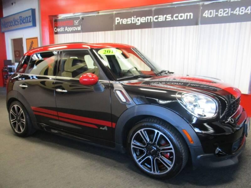 2013 MINI Countryman for sale at Prestige Motorcars in Warwick RI