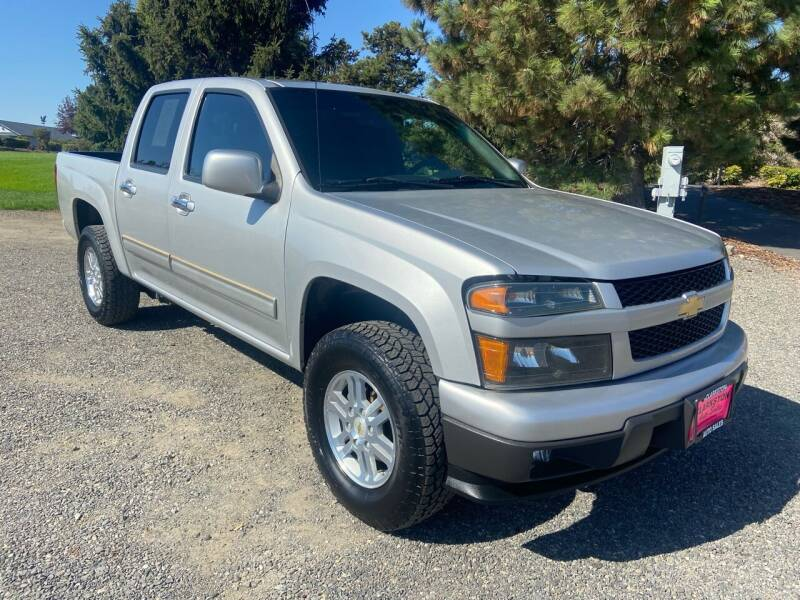 2012 Chevrolet Colorado for sale at Clarkston Auto Sales in Clarkston WA