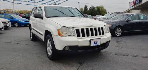 2008 Jeep Grand Cherokee for sale at I-80 Auto Sales in Hazel Crest IL