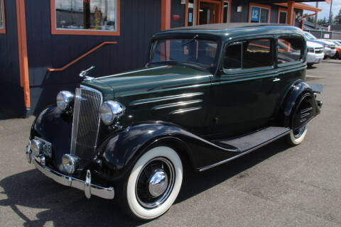 1934 Chevrolet Master Deluxe for sale at Sabeti Motors in Tacoma WA